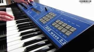 "PPG Wave sound design tutorial - Depeche Mode - ""See You"" choir"