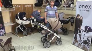 Обзор коляски Anex Sport (Анекс Спорт)