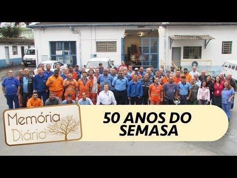Os 50 anos do SEMASA