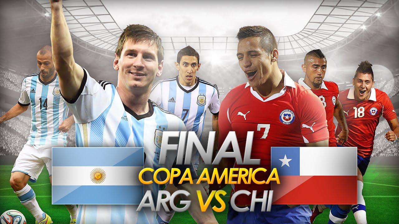 CHILE – ARGENTINA | FINAL COPA AMERICA | FIFA 15 | DjMaRiiO