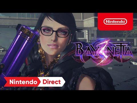 صورة عرض دعائي جديد للعبة Bayonetta 3 و الإصدار بالعام 2022