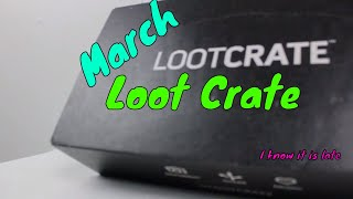 Loot Crate March 2019