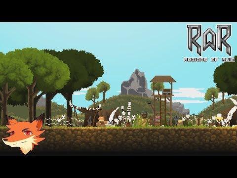 REGIONS OF RUIN [FR] Construire une ville de nain dans un univers sauvage et dangereux à la Kingdom!