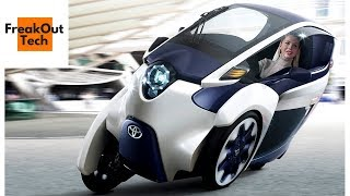 5 Future Technology Means of Transport #8 ✔