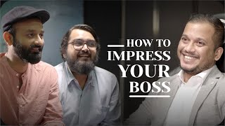 BYN : How To Impress your boss
