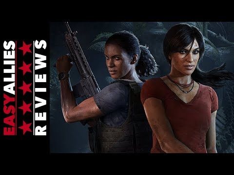 Uncharted: The Lost Legacy - Easy Allies Review - YouTube video thumbnail