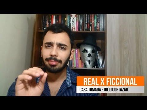 [Resenha de Contos #4] Casa Tomada - Júlio Cortázar | Real x Ficcional