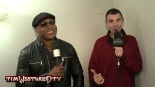 Westwood - LL Cool J interview part 01