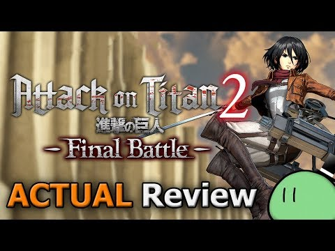 Attack on Titan 2: Final Battle (ACTUAL Game Review) video thumbnail