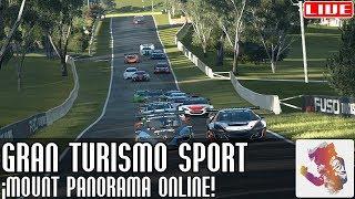 Gran Turismo Sport    ¡Mount Panorama online!    LIVE