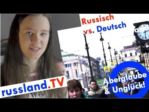 Böse Omen und Aberglaube in Russland [Video]