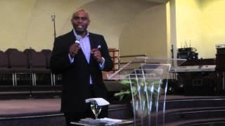 Elder Christopher Foster Pt 1 - 2013 Back At One Conference