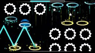 """DanTDM theme song"" | Geometry dash |  (Seizure Warning)"