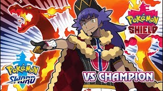 Pokemon Sword & Shield - Champion Battle Music (HQ)