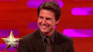 Emily Blunt (Almost) Kills Tom Cruise's Spirit - The Graham Norton Show