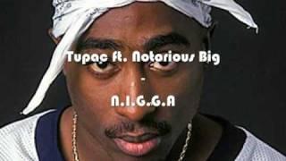 Tupac - N.I.G.G.A (remix)