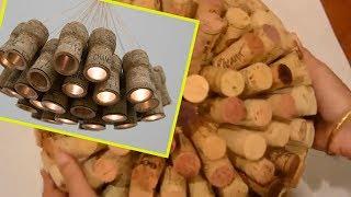 DIY Wine Cork Crafts Ideas. Crafts From Wine Corks