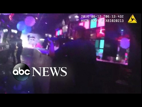 New body camera footage shows chaos, carnage inside Pulse nightclub: Part 1