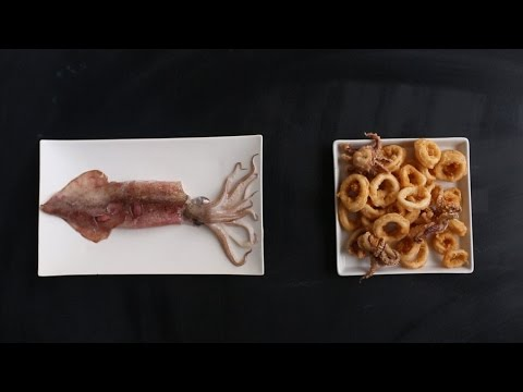 How to Prepare Squid for Crispy Fried Calamari – Kitchen Conundrums with Thomas Joseph