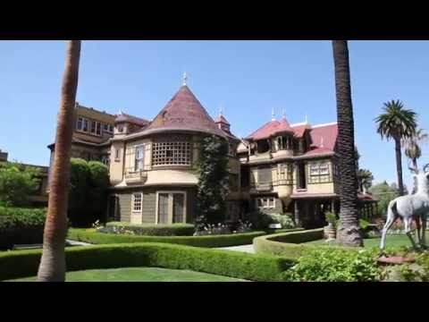Exploring The Winchester Mystery House!