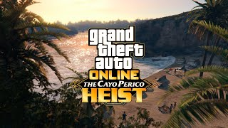 The Cayo Perico Heist Update is Coming December 15 to GTA Online! (with Trailer)