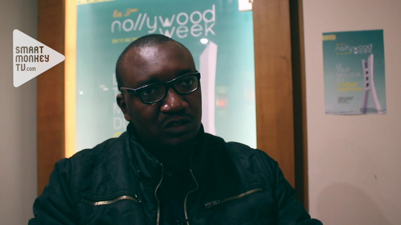 Izu Ojukwu on his current film 76 and his forthcoming film about warrior Queen Amina of Zazzau
