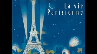 La Vie Parisienne: French Chansons From The 1930s & 40s Edith Piaf, Reinhardt & Grappelli