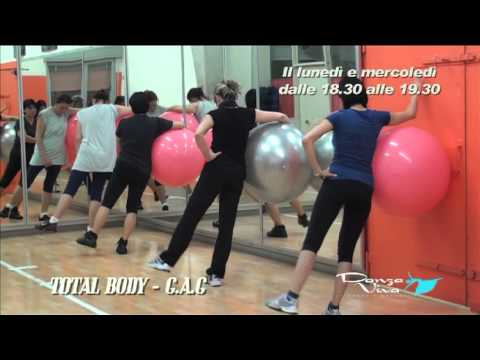Preview video  Lezione di Total Body - G.A.G.
