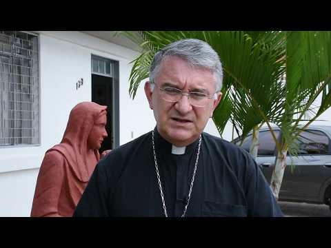 Dom Levi convida para o 8º Dia da Novena pelos 80 anos da Catedral