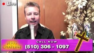 Jesus Chatline Richard's Birthday May 10, 2012 Full Episode 4chan Troll Raid
