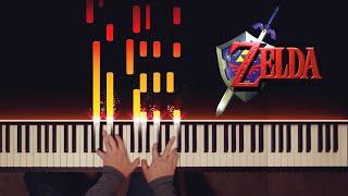 Zelda: Ocarina of Time Piano Medley (Extended) Nostalgia Edition