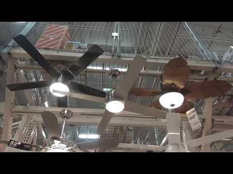 Focusing on a Hampton Bay Ceiling Fan
