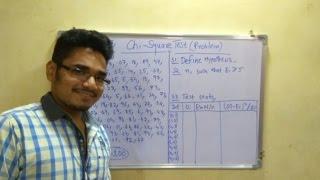 Simulation Modeling | Tutorial #4 | Chi-Square Test (Solved Problem)