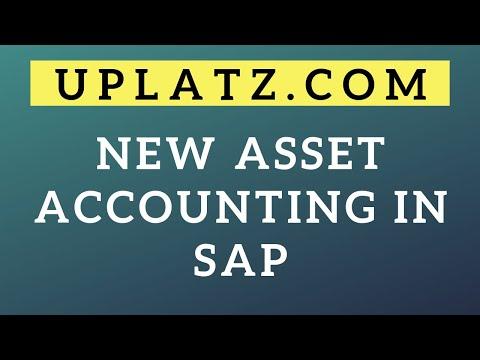 SAP New Asset Accounting Training | FI-AA | SAP Financial ...