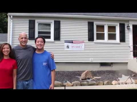 The Santa Klaus Project | Donating a Roof in Cheshire, CT