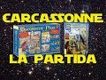 Carcassonne: Partida as Lo Jugamos