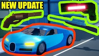 [FULL GUIDE] NEW CHIRON, SNIPER, PLASMA PISTOL UPDATE! | Roblox Jailbreak