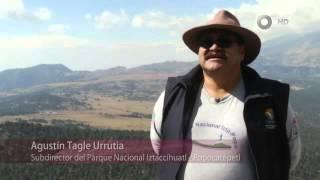Especiales Noticias - Parque Nacional Iztaccíhuatl-Popocatépetl