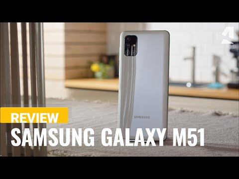 Samsung Galaxy M51 full review