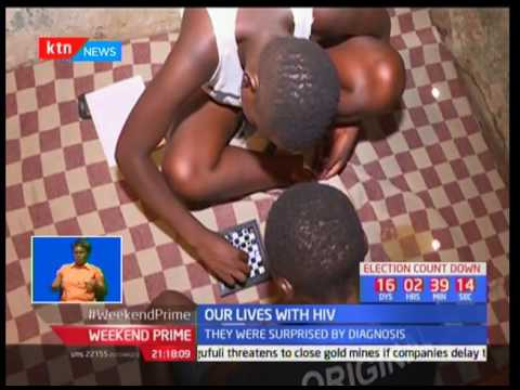 Health Digest : Our Lives With HIV