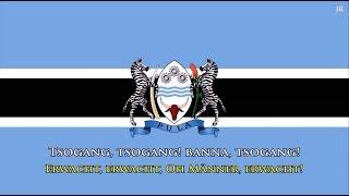Nationalhymne von Botswana (TSN/DE Text)