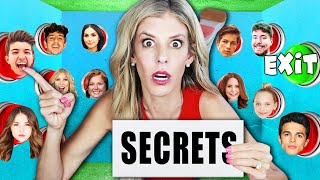 Guessing YouTubers Using ONLY Their Voice or REVEAL SECRET!