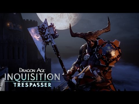 DRAGON AGE™: INQUISITION Official Trailer – Trespasser (DLC) thumbnail