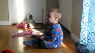 Ethan 21 months-before autism diagnosis