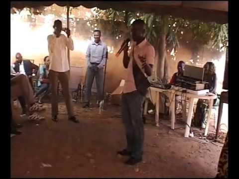 Petit Gimba Avec Son Ivoirien Specle comique A Bamako