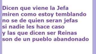 JENNY RIVERA - LOS OVARIOS (LETRA)