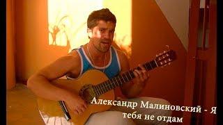 Александр Малиновский - Я тебя не отдам кавер