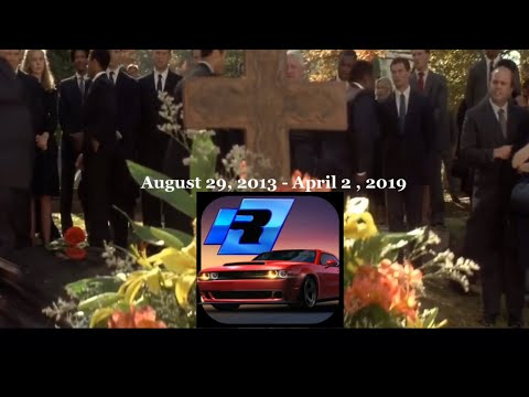 One Final Goodbye. ( RIP Racing Rivals ) Read Description