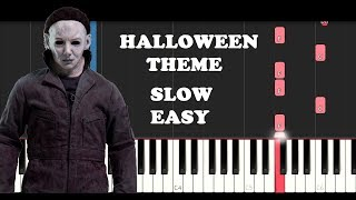 how to play michael myers on piano easy - मुफ्त