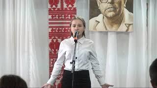 Конкурс читців, Й.Гете другий монолог Фауста